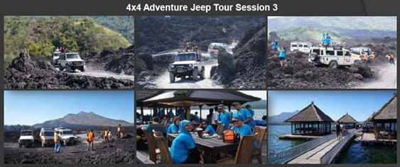 Bali Adventure Jeep Packages | Star Bali Tour