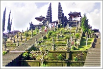 Bali Besakih Temple, The Mother Temple and Biggest Temple in Bali