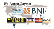 We are StarBaliTour.com , Have a way of payment through PayPal Account, Bank Account or Western Union and you can choose one of them.